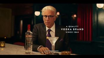 Smirnoff Vodka TV Spot, \'1864\' Featuring Ted Danson