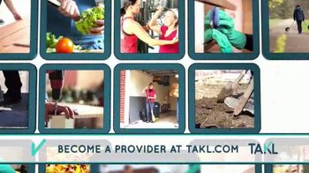 Takl TV Spot, 'Have a Chore You Never Get Around To?' - Thumbnail 5