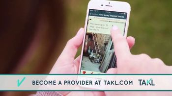 Takl TV Spot, 'Have a Chore You Never Get Around To?' - Thumbnail 7