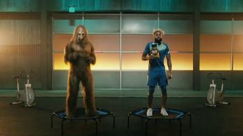 Jack Link's A.M. TV Spot, 'The Edge' Featuring Odell Beckham Jr. - 100 commercial airings