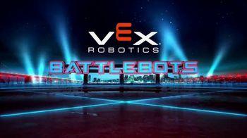 VEX Robotics BattleBots TV Spot, 'Battle at Home'