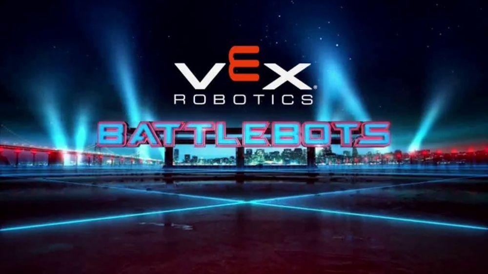 VEX Robotics BattleBots TV Commercial, 'Battle at Home'