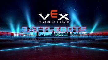VEX Robotics BattleBots TV Spot, 'Battle at Home'