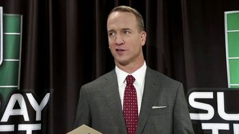 DIRECTV NFL Sunday Ticket TV Spot, 'The Commish' Featuring Peyton Manning - Thumbnail 4