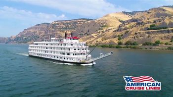 American Cruise Lines TV Spot, 'Columbia and Snake Rivers'