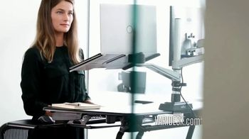 Varidesk TV Spot, \'Over 1 Million Users\'