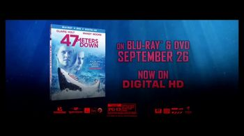 47 Meters Down Home Entertainment TV Spot - Thumbnail 4