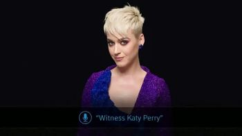 XFINITY TV Spot, 'Witness Katy Perry' - Thumbnail 1