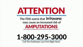 Goldwater Law Firm TV Spot, 'Diabetes Medications' - Thumbnail 2
