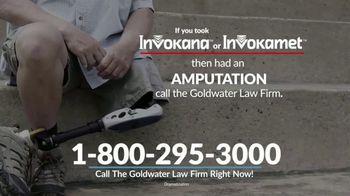 Goldwater Law Firm TV Spot, 'Diabetes Medications' - Thumbnail 3