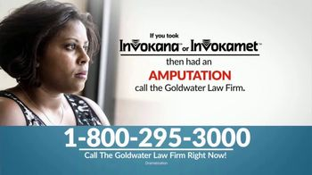 Goldwater Law Firm TV Spot, 'Diabetes Medications' - Thumbnail 5