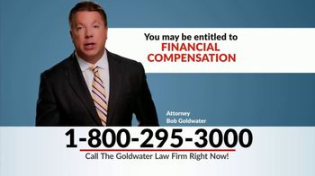 Goldwater Law Firm TV Spot, 'Diabetes Medications' - Thumbnail 7
