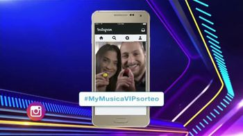 My Música VIP Sorteo TV Spot, 'Gran final: Mira Quién Baila' [Spanish] - Thumbnail 7