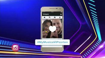 My Música VIP Sorteo TV Spot, 'Gran final: Mira Quién Baila' [Spanish] - Thumbnail 8