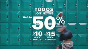 Old Navy Jeans TV Spot, 'Los mejores jeans de la partida' [Spanish] - Thumbnail 10