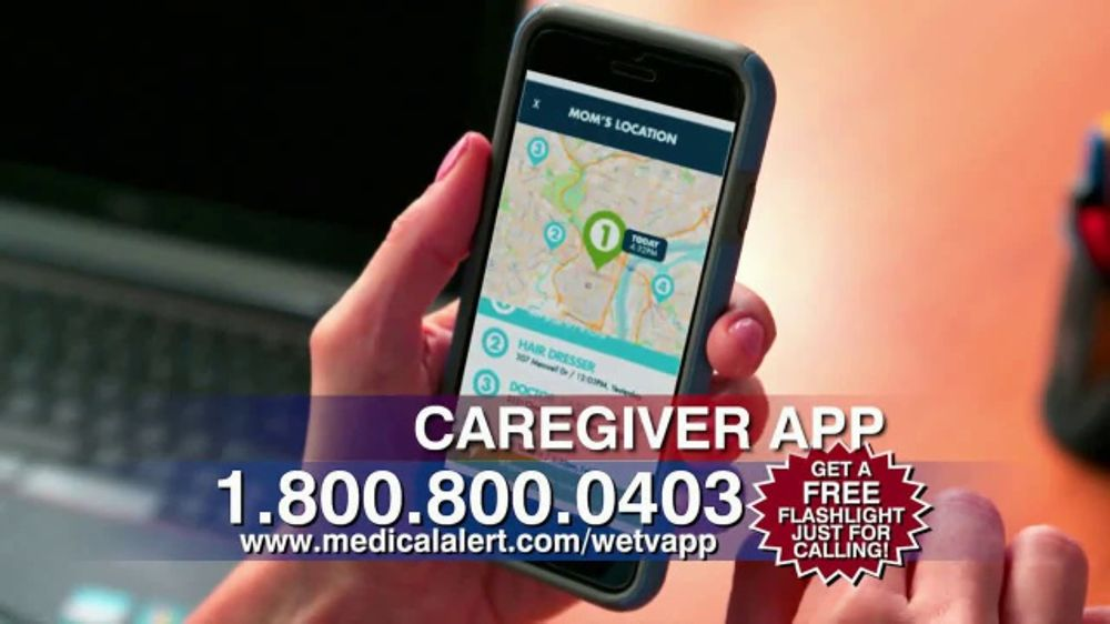 Medical Alert TV Commercial, 'Never Worry Again'
