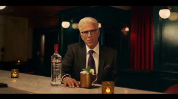Smirnoff TV Spot, \'Made in America\' Featuring Ted Danson
