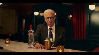 Smirnoff TV Spot, 'Made in America' Featuring Ted Danson - Thumbnail 2