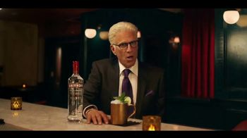 Smirnoff TV Spot, 'Made in America' Featuring Ted Danson - Thumbnail 3