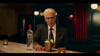 Smirnoff TV Spot, 'Made in America' Featuring Ted Danson - Thumbnail 4