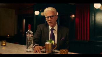 Smirnoff TV Spot, 'Made in America' Featuring Ted Danson - Thumbnail 6