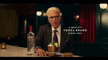 Smirnoff TV Spot, 'Made in America' Featuring Ted Danson - Thumbnail 7