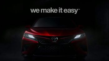 2018 Toyota Camry TV Spot, 'Believe It.' [T2] - Thumbnail 7