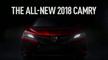 2018 Toyota Camry TV Spot, 'Believe It.' [T2] - Thumbnail 5