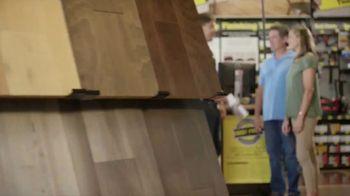 Lumber Liquidators Yellow Tag Clearance TV Spot, 'Water Resistant Laminate' - Thumbnail 1