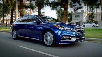 2017 Hyundai Sonata TV Spot, 'Test Drive' [T2] - Thumbnail 1