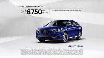 2017 Hyundai Sonata TV Spot, 'Test Drive' [T2] - Thumbnail 7
