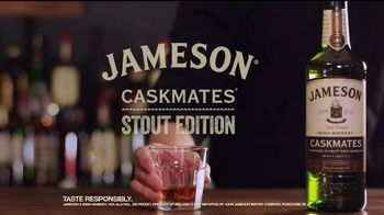 Jameson Caskmates TV Spot, 'Welcome to the Family' Song by The London Souls