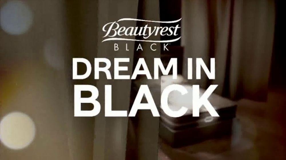 Ashley HomeStore Sign & Sleep Event TV Commercial, 'Dream in Black'