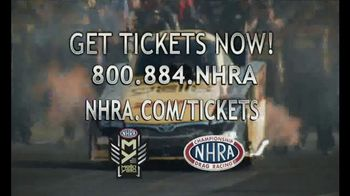 NHRA TV Spot, '2017 Countdown to the Championship' - Thumbnail 9