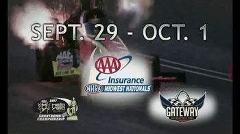 NHRA TV Spot, '2017 Countdown to the Championship' - Thumbnail 6