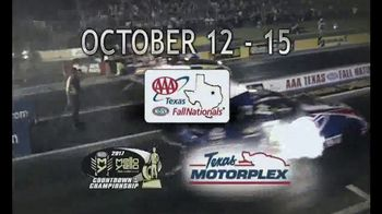 NHRA TV Spot, '2017 Countdown to the Championship' - Thumbnail 7