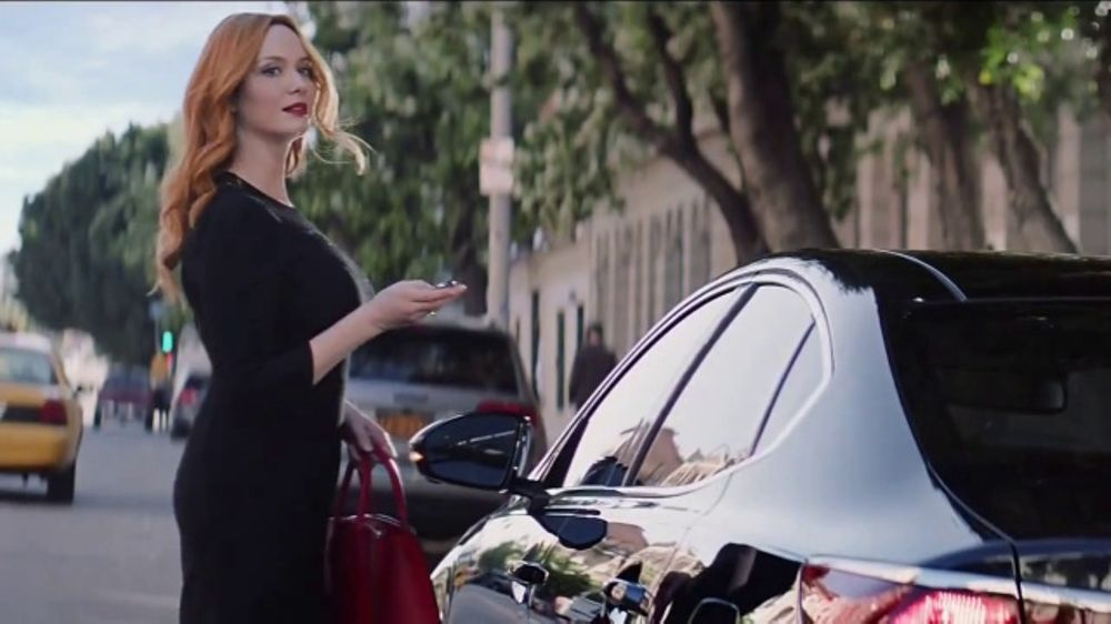 2017 kia cadenza tv commercial impossible to ignore feat christina hendricks t1 ispottv