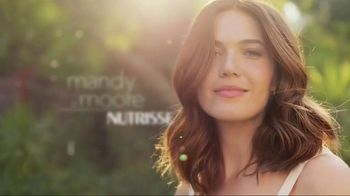 Garnier Nutrisse TV Spot, 'Most Impactful Change' Featuring Mandy Moore - Thumbnail 1