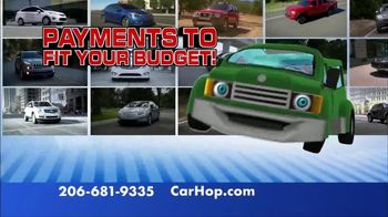 CarHop Auto Sales & Finance TV Spot, 'CarHop Says Yes!'