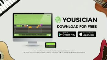 Yousician TV Spot, 'A Great Way to Learn a Musical Instrument' - Thumbnail 10