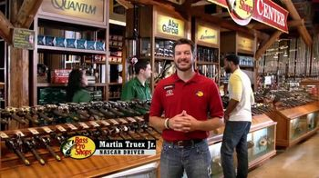 Bass Pro Shops TV Spot, 'Kids' Clothes and Boots' Feat. Martin Truex, Jr. - 227 commercial airings