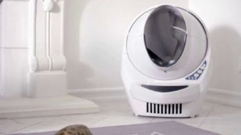 Litter-Robot TV Spot, 'Spend More Time Loving Your Cat' - Thumbnail 5