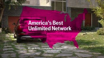 T-Mobile Unlimited 55+ TV Spot, 'Out of Touch' Song by Sammy Hagar - Thumbnail 9