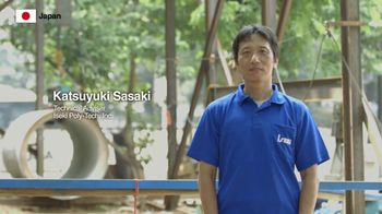 The Government of Japan TV Spot, 'Laying Sewage Lines in Indonesia'
