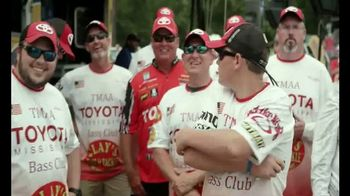 Toyota Tundra TV Spot, 'Changing Jobs' Feat. Mike Iaconelli, Gerald Swindle [T1] - Thumbnail 4