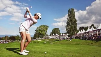 Rolex TV Spot, \'Rolex and Evian Championship\'
