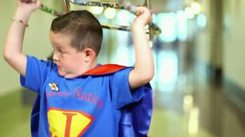 WWE Superstars TV Spot, 'Connor's Cure: The Superman' - Thumbnail 6