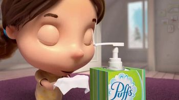 Puffs Plus Lotion TV Spot, 'Dakota' - Thumbnail 8