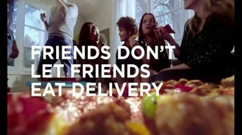 DiGiorno TV Spot, 'Point of View: Get-Togethers' - Thumbnail 8