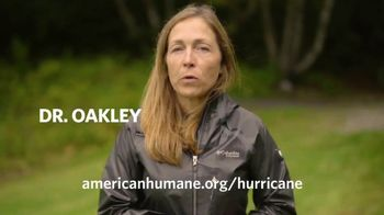 American Humane Association TV Spot, 'Nat Geo WILD: Hurricane Harvey' - 41 commercial airings